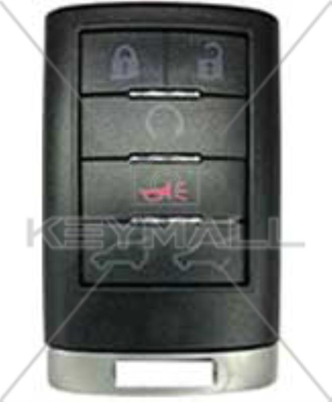 CONTROL CADILLAC FCC OUC6000066 6B
