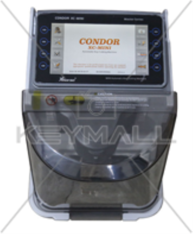 MAQUINA CONDOR XC-MINI PLUS Master Series DIGITAL CON PANTALLA TOUCH