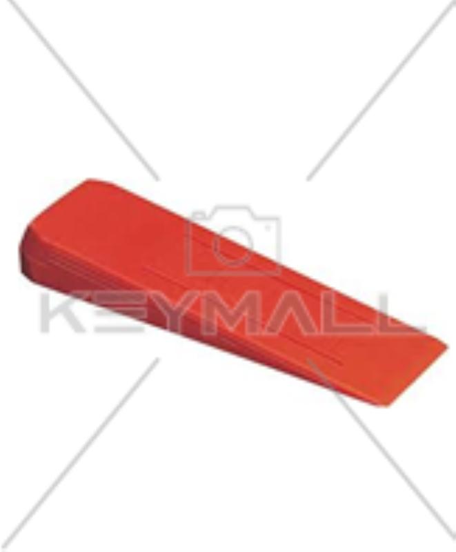 Cuña De Plastico Rojo