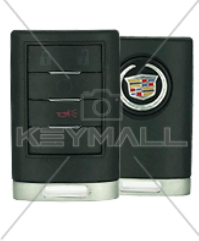 CONTROL CADILLAC FCC OUC6000066 5B