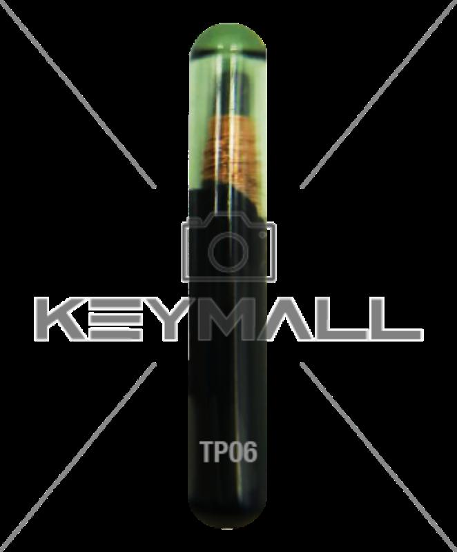 TRANSPONDER TEXAS CRISTAL CRYPTO Ford ID 4D60
