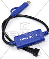 MINI KD900 INTERFASE PARA GENERAR LLAVES Y CONTROLES